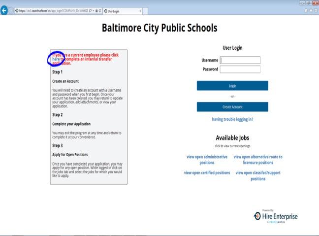 Summer Jobs | Baltimore City Public Schools